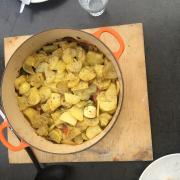 Gratin de patates