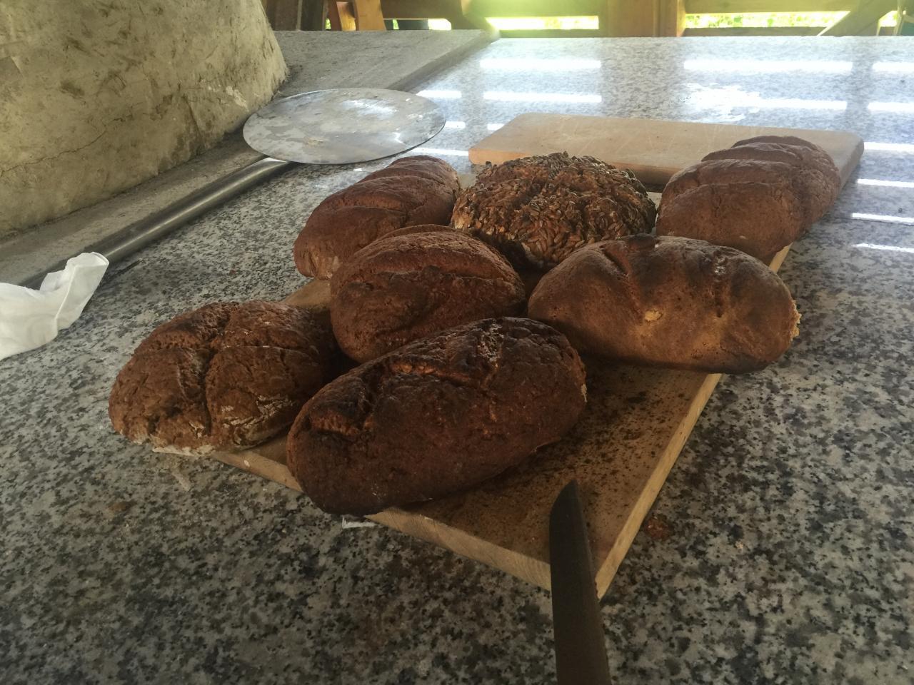 Sorties de pains