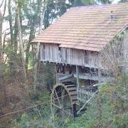 Le moulin de Navilly