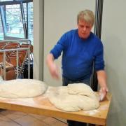 Préparation des patons (Marc Haller)